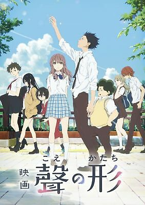 A SILENT VOICE (THEATRICAL ANIME FEATURE)-JAPAN 2 Blu-ray Ltd/Ed U00
