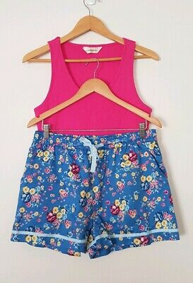 Peter Alexander Womens Shorts And Tank Top Pj Set Size Large