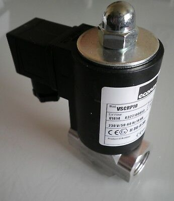 Electrovanne Gaz 1/2'' 230V IP 65   Pression Max: 1 bar