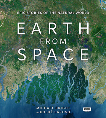 Earth from Space   Michael Bright