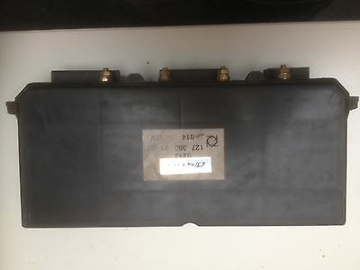 Linde P250 Still R07-25 fuse relay box Electric Tug Tow Tractor ebt 1273605100