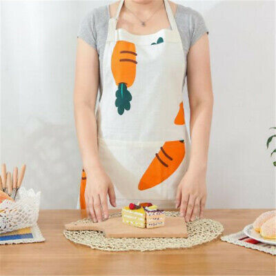 Small Fresh Apron Sleeve Home Kitchen Baking Work Clothes Bakery Cooking Apron C