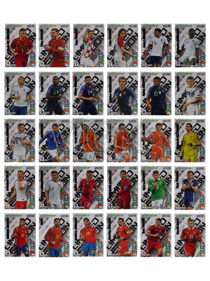 2020 Road to UEFA EURO ADRENALYN PANINI - choose one Limited Edition card