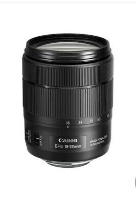NEW Canon EF-S 18-135mm f/3.5-5.6 IS USM