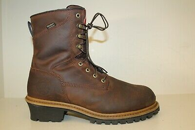 b05d8dc68d9 RED WING IRISH Setter Men's Mesabi Steel Safety Toe Waterproof Boots Sz 11 D