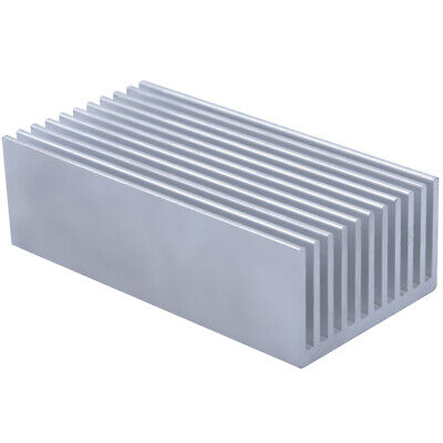 100*50*30mm  Anodized Aluminium Heat Sink For Power Transistor/TO-126/TO-220