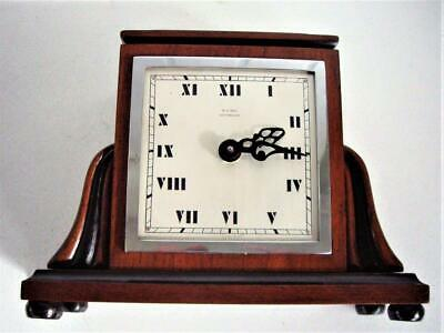 Art Deco Mantel Clock - New Quartz Movement