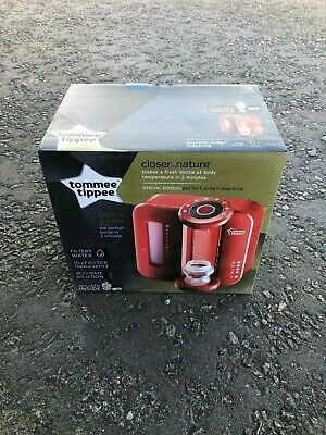 Tommee Tippee Closer to Nature Bottlemaker - Perfect Prep Machine Limited Ed.