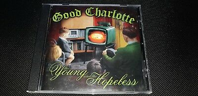 Good Charlotte - Young and the Hopeless (2002) CD