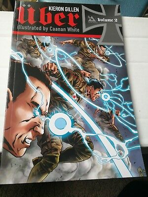 KIERON GILLEN UBER VOLUME 2 EXCELLENT CONDITION illustrated by Caanan White