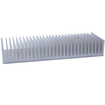 100*301*51mm Anodized Aluminium Heat Sink For CPU Power Transistor TO-126 TO-220