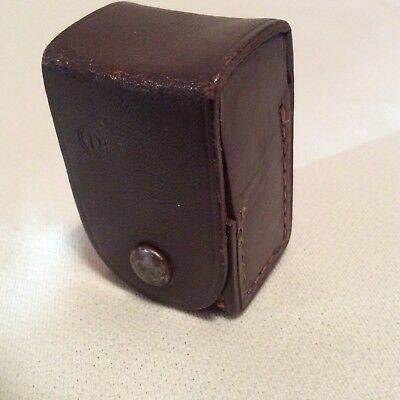 Leather Accessory Case