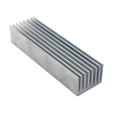 100*28*20mm Anodized Aluminium Heat Sink For Power Transistor/TO-126/TO-220/CPU