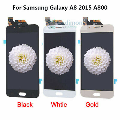 For Samsung Galaxy A8 2015 A800 LCD Touch Screen Display Digitizer Assembly+Tool
