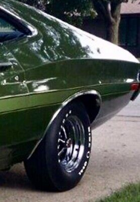 1972—1976 Gran Torino Wheel Well Trim - SHOW CONDITION - DRIVER SIDE - LEFT REAR
