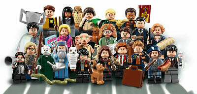 Lego Figurine Minifigure Série Harry Potter - 71022 - Choose Minifig - Au Choix