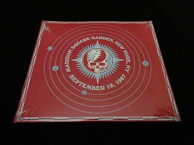 Grateful Dead 30 Trips Around The Sun 1987 MSG New York City NY NYC 9/18/87 2 CD