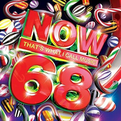 Various Artists - Now That's What I Call Music! 68 - UK CD album 2007