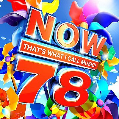 Various Artists - Now That's What I Call Music! 78 - UK CD album 2011
