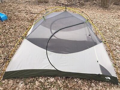 northface rock 22 backpacking tent Body And Poles Only Missing Rainfly