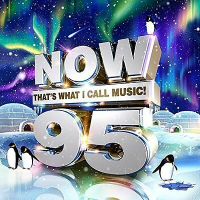 Various Artists - Now That's What I Call Music! 95 - UK CD album 2016