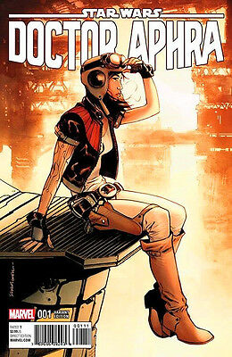 Star Wars DR APHRA #1 Sara Pichelli Colour Variant Marvel 1st Print New NM