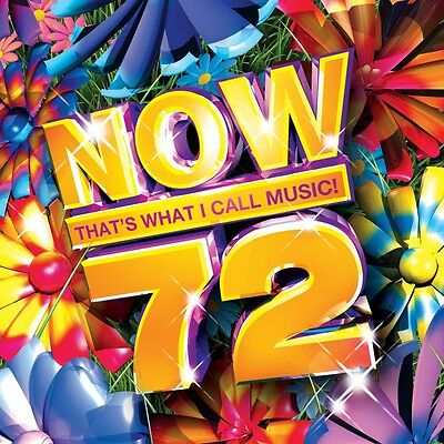 Various Artists - Now That's What I Call Music! 72 - UK CD album 2009