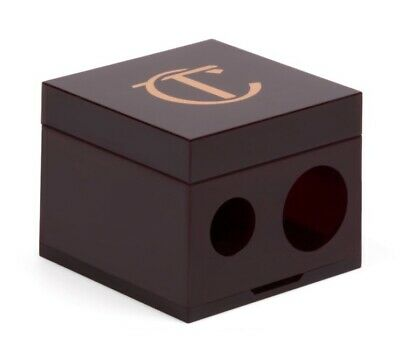 Charlotte Tilbury Brand New Double Cube Makeup Pencil Sharpener