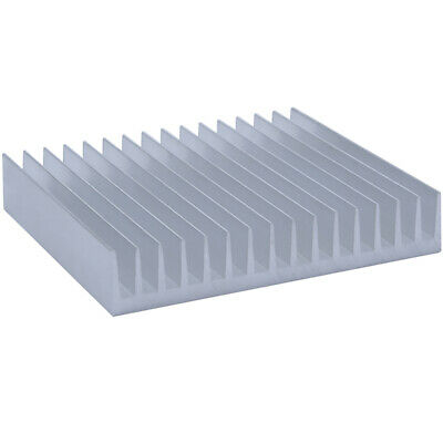 100*110*20mm Anodized Aluminium Heat Sink For CPU Power Transistor TO-126 TO-220