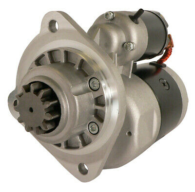New Gear Reduction Starter Fits Ursus Tractor C-330M C-335 C360 443-115-144-722