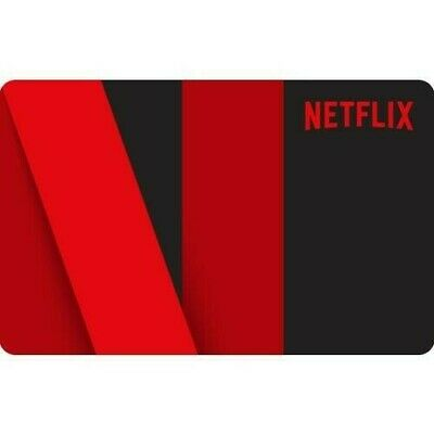$30 Netflix Gift Card | Auto Credit Redeemable OVER 50% OFF LIMITED TIME
