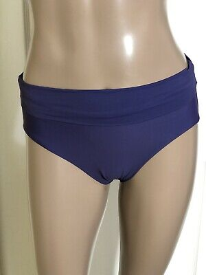 2cf2d41ca989c **Sz 8 Amoressa By Miraclesuit High Waisted Smoothing Bikini Swim Bottom  Purple