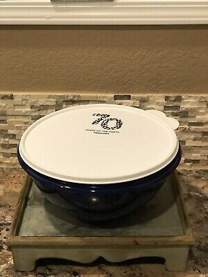 Tupperware Wonderlier Bowl - 8 3/4 Cup - NEW