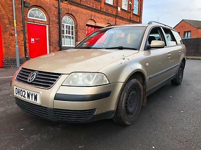 Volkswagen Passat 1.9TDI PD ( 100bhp ) 2002MY S Diesel Manual Estate Bargain 5dr