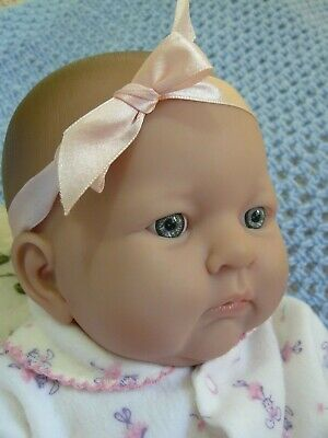 COLLECTIBLE CHUBBY FULL BODY BERENGUER BABY GIRL...45 cm anatomically correct!!