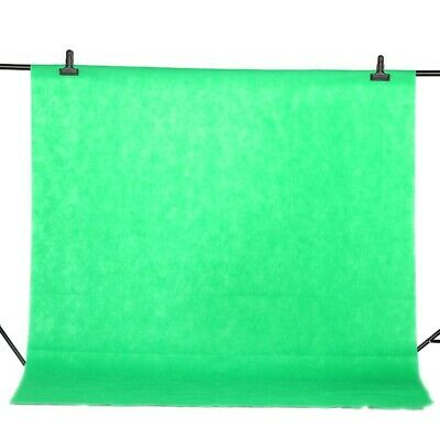 1.6 * 1M Photography Studio Non-woven Screen Photo Backdrop Background Green GW