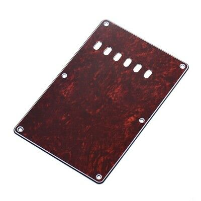 Back Plate Tremolo Cover For Fender Stratocaster Strat Parts Electric Guitar GW