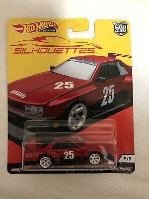 Silhouettes Hot Wheels Car Culture Nissan Skyline 2019