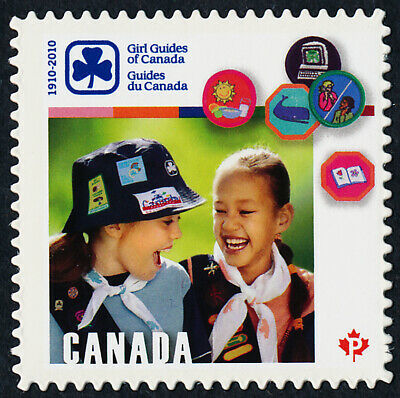 Canada 2402i MNH Girl Guides