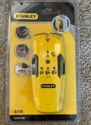 Stanley Stud Finder S150 Cable, Live Wire Sensor Detector STHT0-77404 INT077404