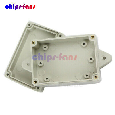 Waterproof Plastic Electronic Project Cover 85x58x33mm Enclosure Case Box