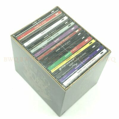 The Queen 40th Anniversary 30 CD Box Set Booklets Full Collection ion