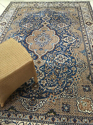 alter Nain Orientteppich 309 x 207 cm -tappeto vieux tapis old rug alfombra