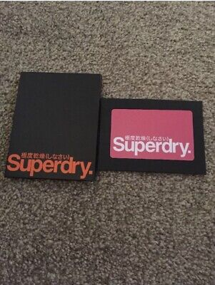Superdry £200 Giftcard Gift Card Clothes Voucher Instore & Online