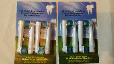 SOLD Oral B Braun Generic SB22 Electric Toothbrush Replacement Brush Heads