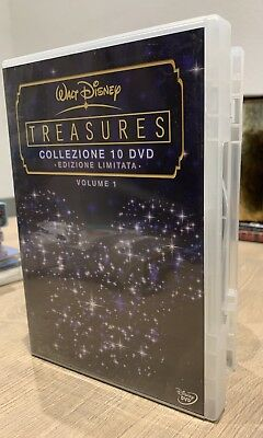 Walt Disney Treasures Volume 1 Limited 10 Dvd - ITA - FUORI CATALOGO Vol 1