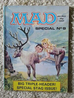 'MAD' Magazine - 3 Copies Including A 'Special'.