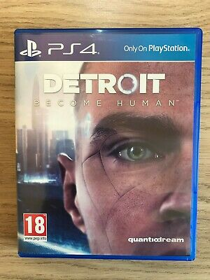 Detroit: Become Human PS4 Sony PlayStation 4