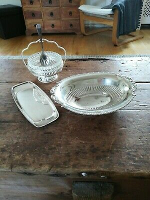 Epns & Silver Plated Various Items Job Lot
