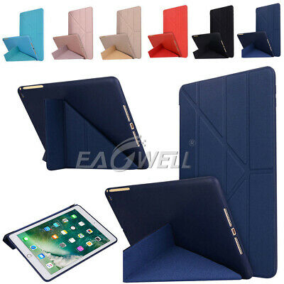 For iPad Mini 5th Generation 2019 Slim Folding Magnetic Leather Smart Cover Case